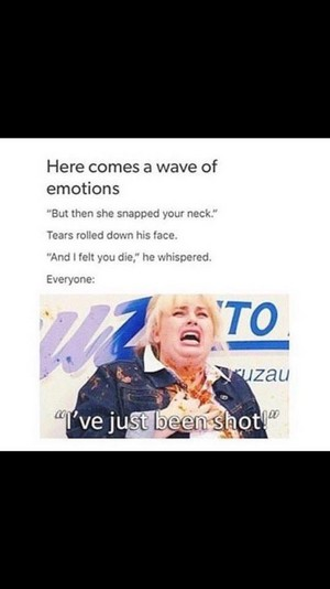 Wave of Emotion