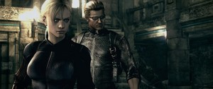 Wesker and Jill