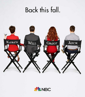 Will and Grace Revival Poster