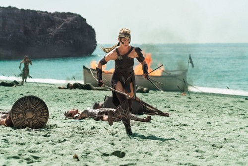 Wonder Woman (2017) پیپر وال titled Wonder Woman - Antiope