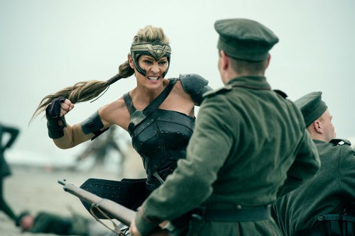Wonder Woman (2017) fond d'écran titled Wonder Woman - Antiope