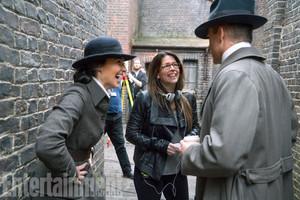 Wonder Woman - Behind the Scenes - Gal Gadot, Patty Jenkins and Chris Pine