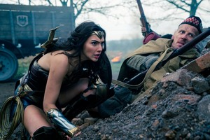 Wonder Woman - Diana and Charlie