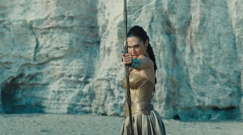 Wonder Woman (2017) پیپر وال titled Wonder Woman - Diana