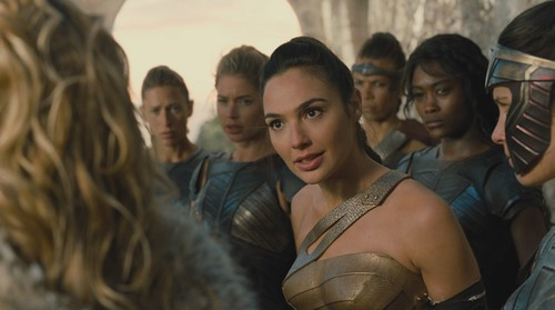 Wonder Woman (2017) fond d'écran called Wonder Woman - Diana