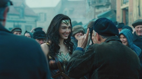 Wonder Woman (2017) hình nền called Wonder Woman - Diana