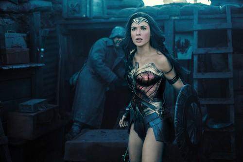 Wonder Woman (2017) वॉलपेपर titled Wonder Woman - Diana