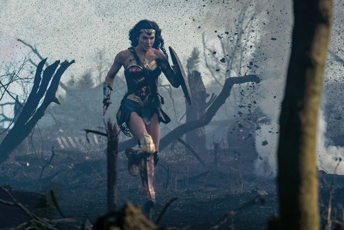 Wonder Woman (2017) hình nền titled Wonder Woman - Diana