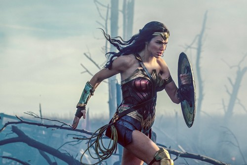 Wonder Woman (2017) वॉलपेपर called Wonder Woman - Diana