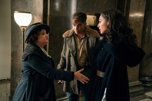 Wonder Woman - Etta, Steve and Diana