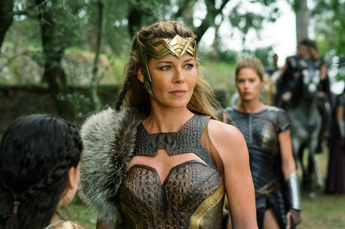Wonder Woman (2017) پیپر وال called Wonder Woman - Hippolyta