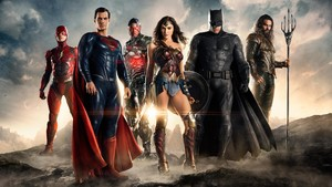 Wonder Woman Justice League Hintergrund