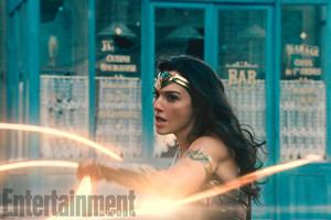 Wonder Woman still - Diana
