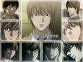 Yagami light  - death-note photo