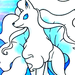 alolan ninetails - pokemon icon