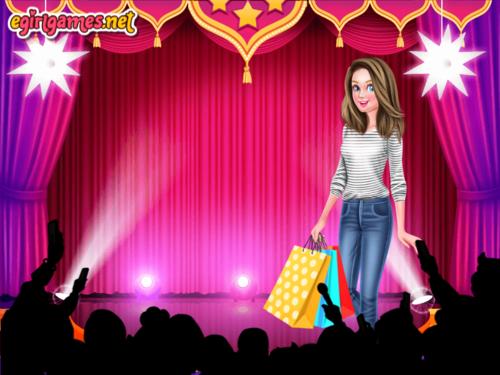 el diario de los vampiros fondo de pantalla called barbie becomes an actress 1