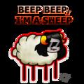 beep beep - homestuck photo
