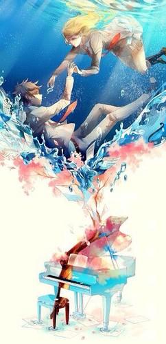 Shigatsu wa Kimi no Uso fondo de pantalla called c23d93e6dbdd35acece488656160fe73