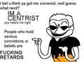 centrist - alpha-and-omega photo