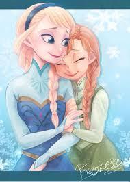 Elsa et Anna