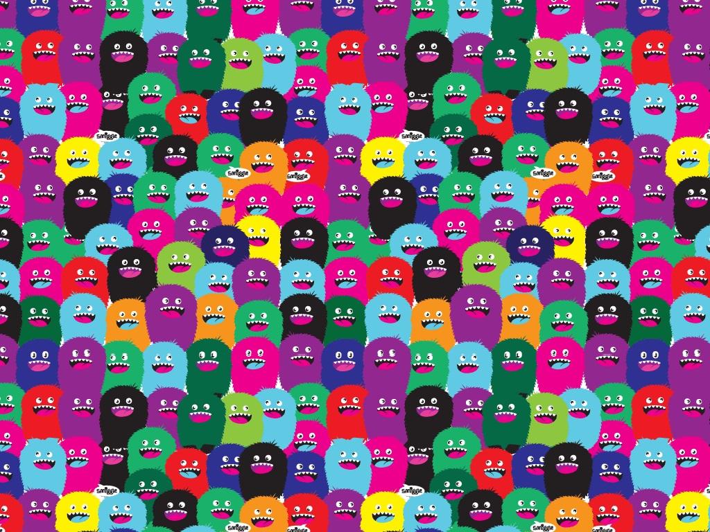 Fuzzy Smiggle Wallpaper 40445173 Fanpop