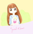 juniel and james  digital version  by mangalagrenouille d5wfg8v - juniel fan art