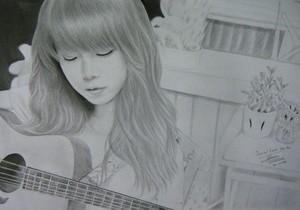korea drawing Von ogawayui d5awj1m