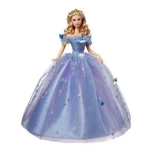 mattel cgt56 kukla princessa zolushka korolevskij bal