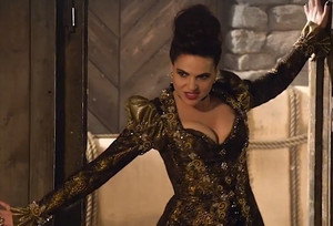 "pics from OUAT the musical episode""The Song In Your Heart"""
