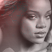red hint - rihanna icon