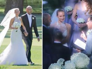 Derek Jeter's Wedding
