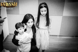 snsd seohyun good thief bad thief press conference 16