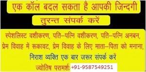 91-9587549251~Manglik dosh problem solution specialist guru ji