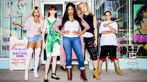 Claws (TNT) wallpaper entitled 'Claws' Promotional Photoshoot