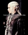 Daenerys Targaryen - adriana-lima fan art