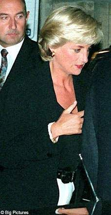 Diana, Prior To The Fatal Car Accident 1997