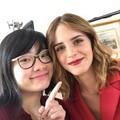 Emma Watson's press day in Paris [June 22, 2017]  - emma-watson photo