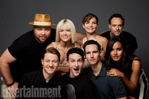 'Gotham' Cast ~ EW SDCC Portrait