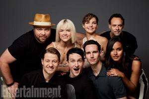'Gotham' Cast ~ EW SDCC Portrait