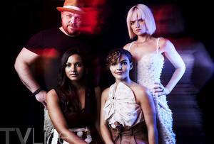 'Gotham' Cast ~ TVLine SDCC Portrait