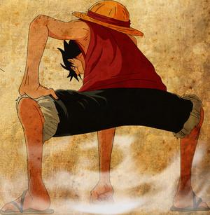 *Luffy Gear Second*
