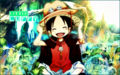 *Monkey D Luffy* - one-piece photo