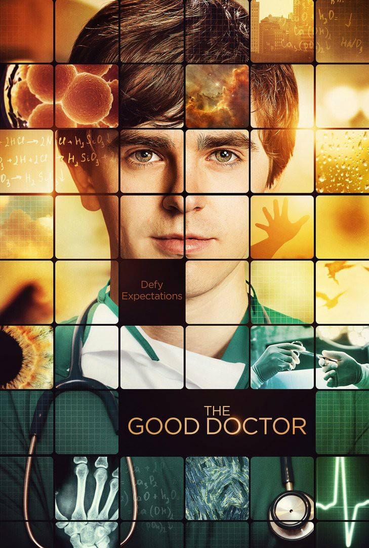 Resultado de imagen de the good doctor poster