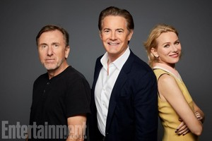 'Twin Peaks' Cast ~ EW SDCC Portrait