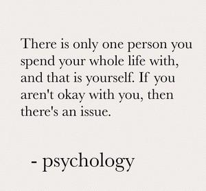 - psychology