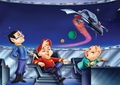 star wreck  - alvin-and-the-chipmunks photo