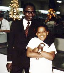 Barack And His Father