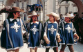 1993 Disney Film, The Three Musketeers  - the-90s photo