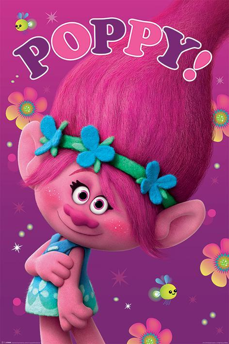 Trolls Poppy images 130255820020248 wallpaper and background photos (40506138)