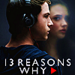 13RW - 13-reasons-why-netflix-series icon